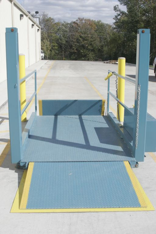 68610 Ramp End View provided for Dollar General by Tony Goodwin tony@storagesolutionsinc.com Storage Solutions, Inc.
