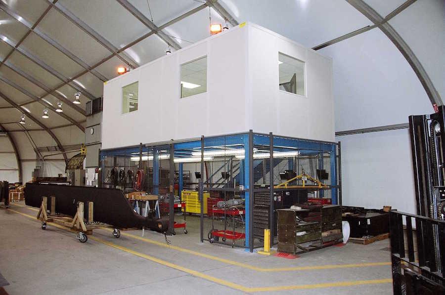 Modular Bldg Amp Mezzanines Storage Solutions Incstorage