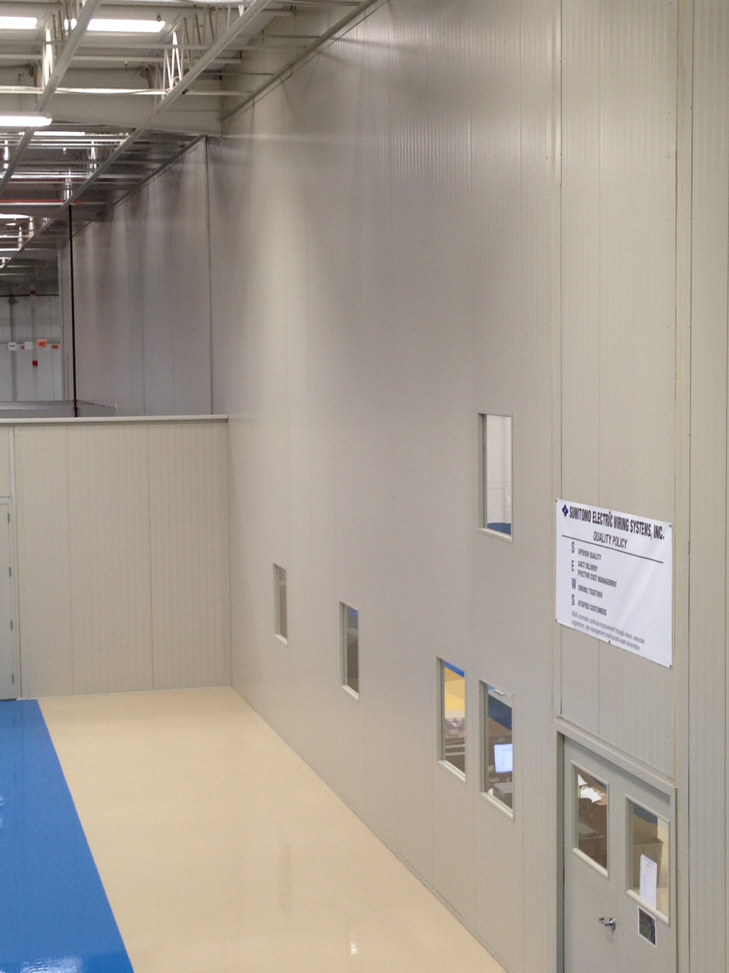 Are Modular Tall Walls Right for Your Facility?